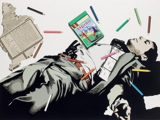 EQUIPO CRÓNICA - Print-Multiple - Serie negra