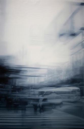 Jean-Marc AMIGUES - Pittura - San-Francisco