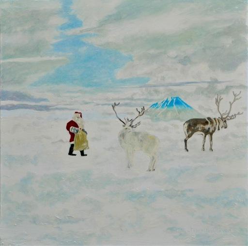 Teppei IKEHILA - Painting - Untitled 15