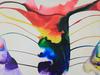 Paul JENKINS - Painting - Phenomena Spectrum Guardian
