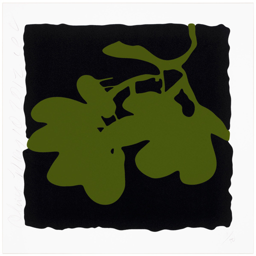 Donald SULTAN - Print-Multiple - Olive, May 10, 2012
