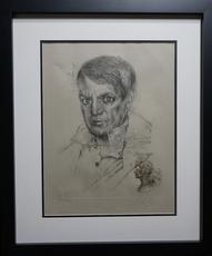 Salvador DALI - Print-Multiple - Portrait of Picasso