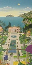 Thomas Frederick MCKNIGHT - Print-Multiple - RIVIERA VILLA