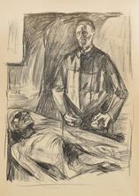 Edvard MUNCH (1863-1944) - Anatomen Schreiner I
