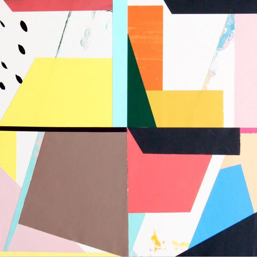 Jo HUMMEL - Painting - Upside