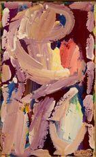 Pierre ALECHINSKY - Painting - Qui tournent en plasir