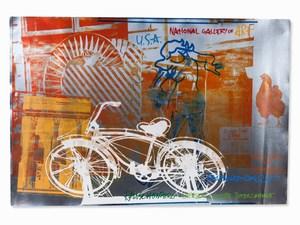Robert RAUSCHENBERG, Bicycle