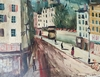 Charles LEVIER - Painting - Rue d'Alouette