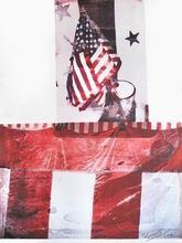 Robert RAUSCHENBERG (1925-2008) - Kennedy Campaign