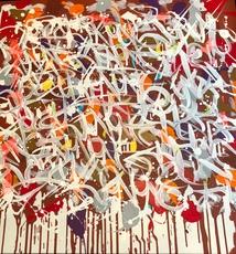 JONONE - Painting - Bloody Sunday