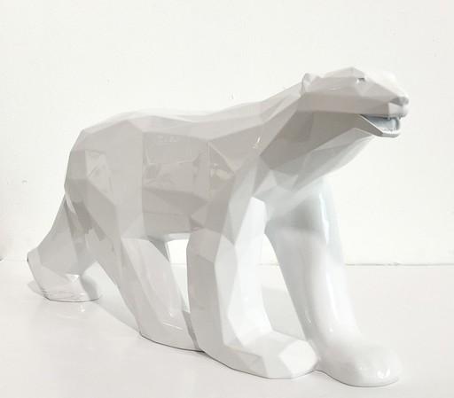 Richard ORLINSKI - Sculpture-Volume - Le choc des titans