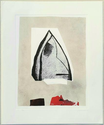 Giuseppe SANTOMASO - Print-Multiple - Composizione tav. 3