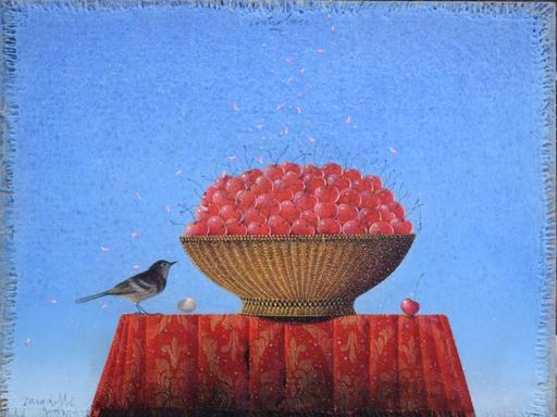 Claudio CARGIOLLI - Painting - Controluce