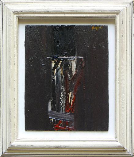 Piero RUGGERI - Painting - Pittura di paesaggio NF154