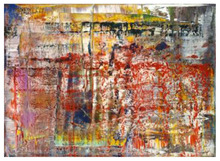 Gerhard RICHTER (1932) - P1 - abstraktes Bild