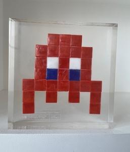 INVADER - Ceramic - alias PA-616