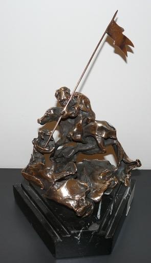萨尔瓦多·达利 - 雕塑 - San Jorge