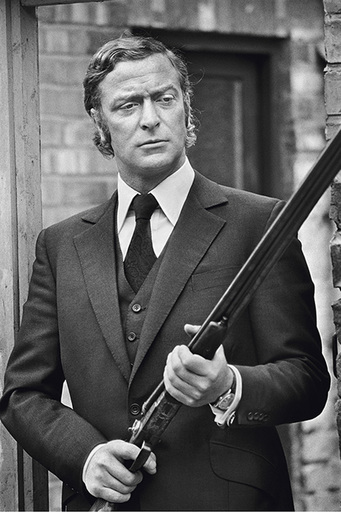 Terry O'NEILL - Photography - Michael Caine