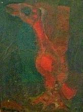 MARYAN - Peinture - oiseau fantastique