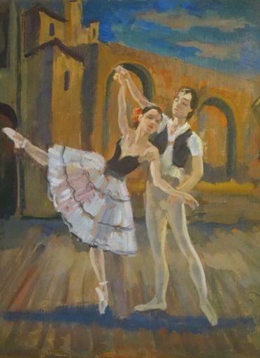Nina SERGUEIEVA - Painting