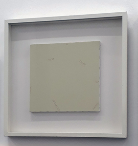 Robert BARRY - Pittura