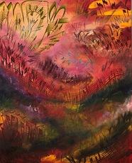 Shijo Alan BURNER - Gemälde - Hôte du Ceil