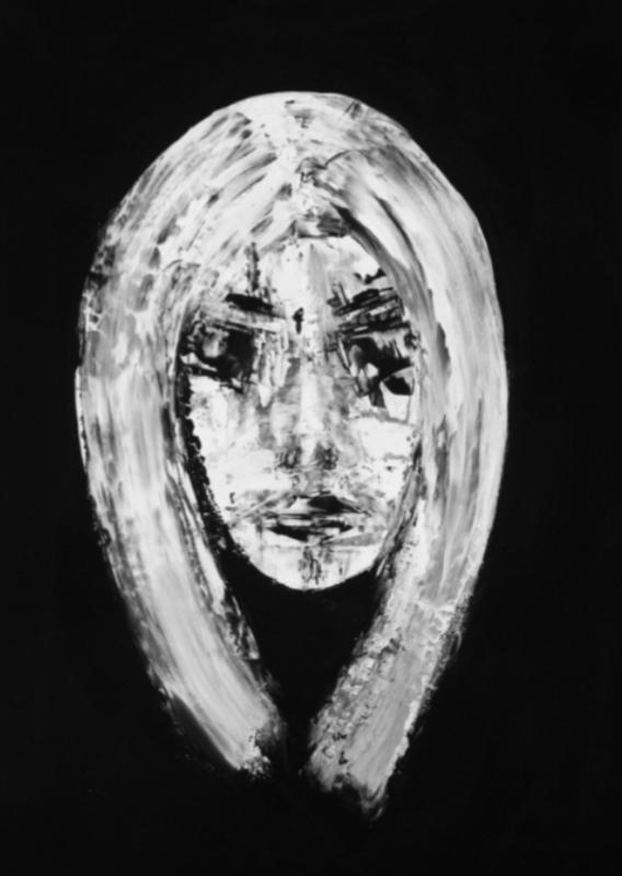 Herman NORMOID - Painting - MRS. JOANNE