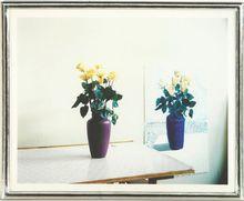 David HOCKNEY - Estampe-Multiple - Roses for Mother