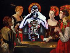Maxim BASHEV - Painting - Revelation