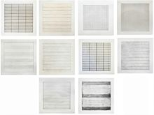 Agnes MARTIN - Print-Multiple - Paintings and Drawings