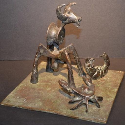 Francisco TOLEDO - Escultura - Camaruxi