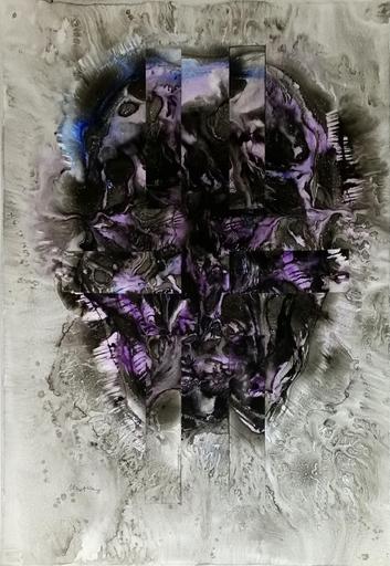 Michel BATLLE - Painting - Education Cubistique 15