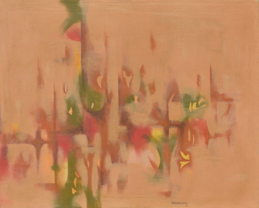 Norman Wilfred LEWIS - Pintura
