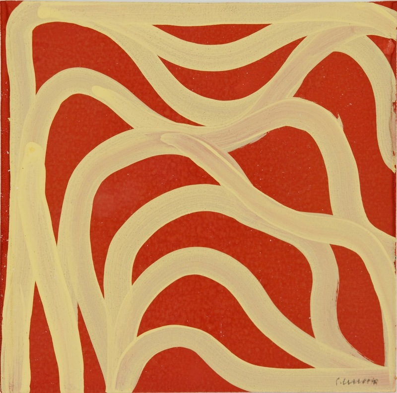Sol LEWITT - Peinture - Loopy Doopy