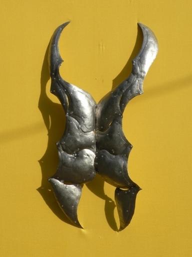 Mathias LARDIN - Sculpture-Volume - Carapace Torse