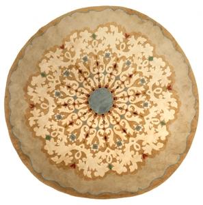 Paule LELEU - Tapestry - Tapis rond