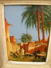 Maurice LEGENDRE - Peinture