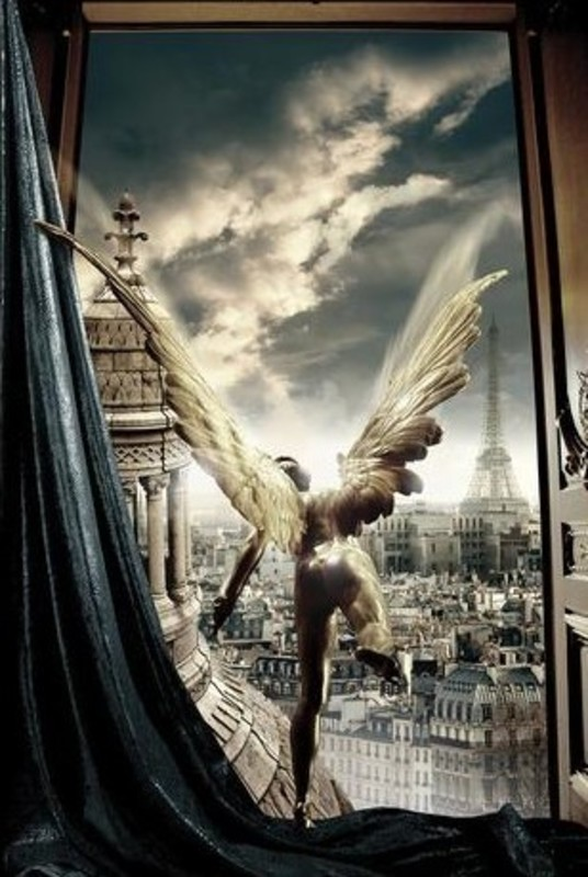 Ludovic BARON - Photography - Un ange s'évade