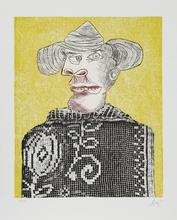 Enrico BAJ - Estampe-Multiple - Baj Chez Picasso 3