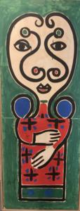 Albert CHUBAC - Peinture