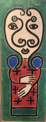 Albert CHUBAC - Gemälde