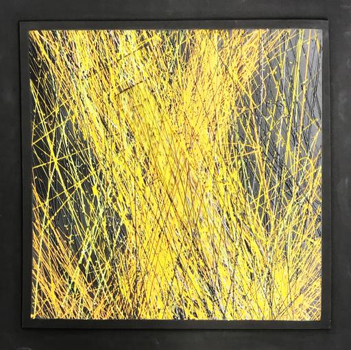 Michel BISBARD - Peinture - Dripping