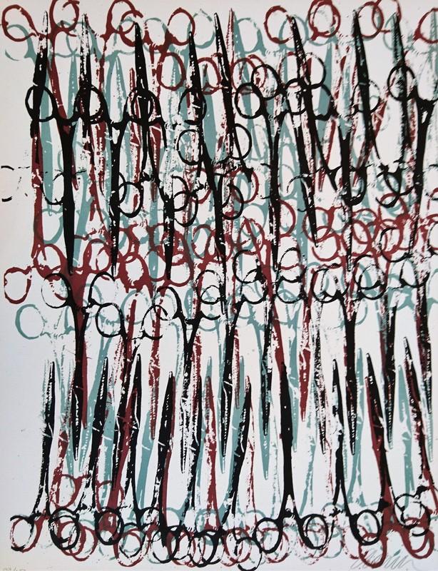 Fernandez ARMAN - Print-Multiple - Gothic