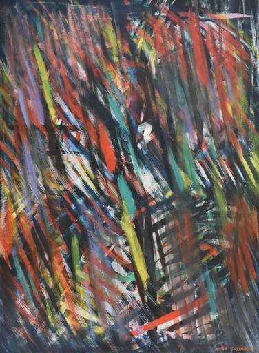 Oscar GAUTHIER - Gemälde - Feux et Cendres, HC-ZZQ