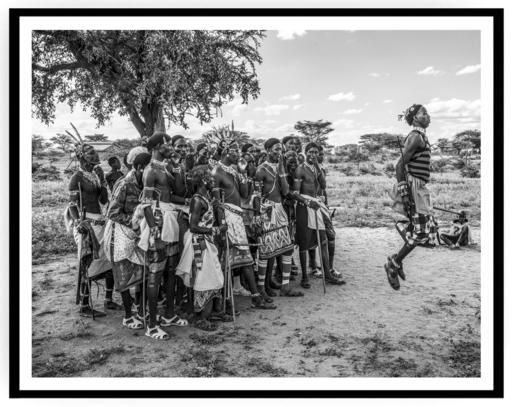 Mario MARINO - Photography - Moran Dancers, Africa, 2018.
