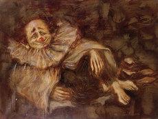 Mark TOCHILKIN - 绘画 - The Clown