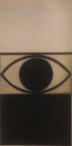 Sayed Haider RAZA - Print-Multiple - oeil