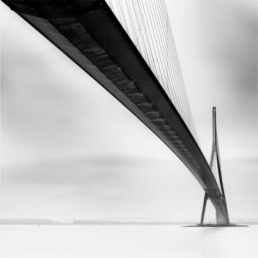 Kike SUAY - Fotografia - LE PONT DE NORMADIE - 2