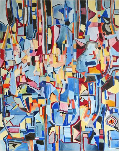 Jérémie IORDANOFF - Gemälde - Untitled 248