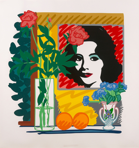 Tom WESSELMANN, Still Life with Liz